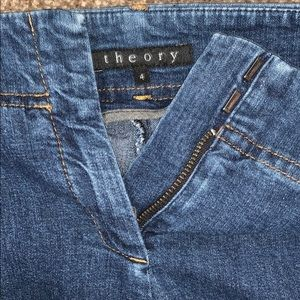 Theory jeans.